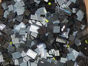30 KG schwarze Bauplatten Bausteine