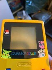 Gameboy Color in Pokemon Version