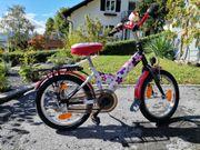 Fahrrad 16Zoll mit Stützräder