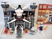 LEGO NINJAGO 2505 Garmadons Festung