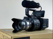 Sony NEX-FS700R E-Mount 4K ready