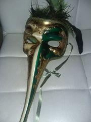Venezianische Herren Maske Dotore