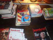 Konkret - Zeitschrift für Politik und
