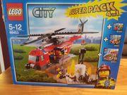 LEGO City Set Feuerwehr Super