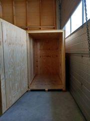 Lagerbox Einlagerung Lagerraum