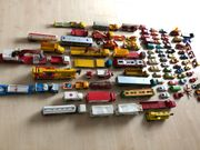 Spielzeugautos große Menge diverser Hersteller