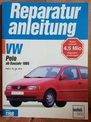 Reparaturanleitung VW Polo ab Baujahr