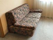 bequemes Sofa mit Bettfunktion