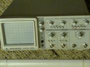 Oszilloskop 20 MHz