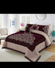 Bettwäsche 5tlg aus baumwolle velvet