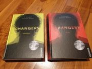 Science-Fiction Jugendbuch Changers Band 2