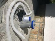 Kartuschen-Filterpumpe für Swimmingpool