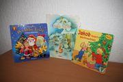 3 Weihnachtsbücher für die Kleinsten