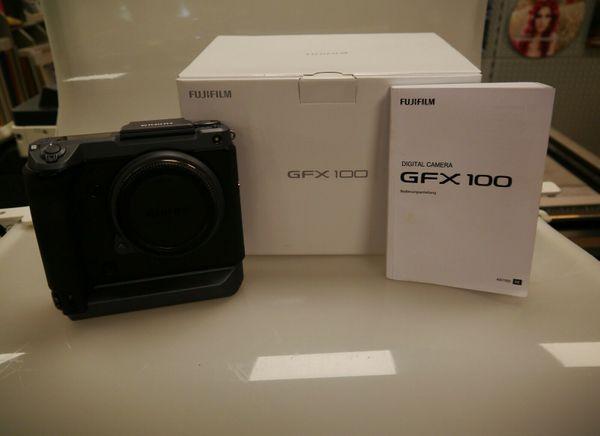 Digitalkamera Fujifilm GFX100 MITTELFORMAT 08