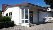 Mehrzweckhalle 220 qm Energiesparende Bauweise