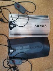 2 X PTC Calesco Heizung