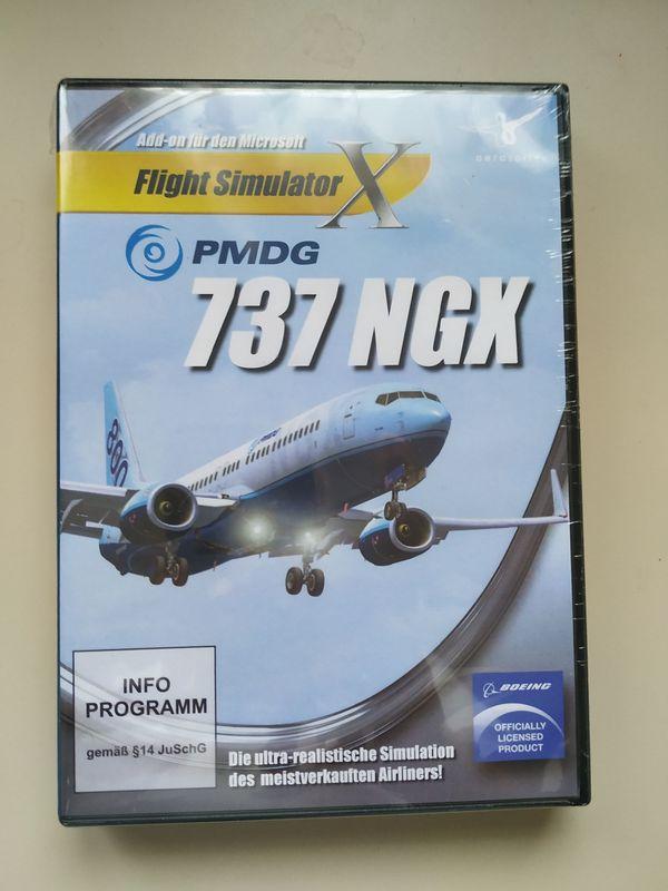 Flight Simulator X PMDG 737