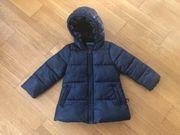 Sehr gute warme Jacke Mantel