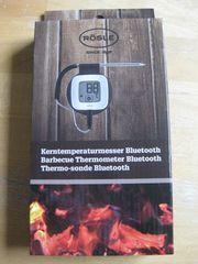 Rösle 25096 Kerntemperaturmesser Bluetooth schwarz