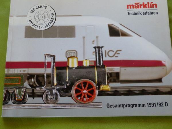 MÄRKLIN Kataloge nwtg 2 EUR
