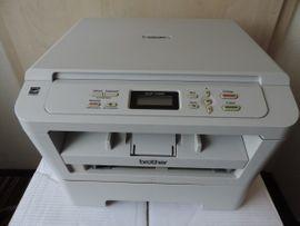 Laserdrucker - Laserdrucker Brother DCP-7055 Drucker Farbscanner