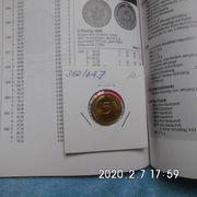 D-Mark 5 Pfennig 1969 J