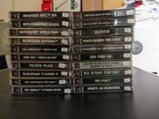 Playstation 1 PS1 PSX Spiele