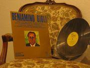 Beniamino Gigli - Beniamino Gigli singt