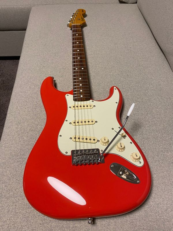 Fender Squier Stratocaster Classic Vibe