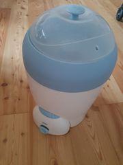 Nuk elektrischer Dampfsterilisator Flaschenreiniger Vaporisator