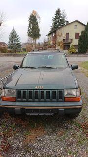 Jeep Grand Cherokee V8 Bj