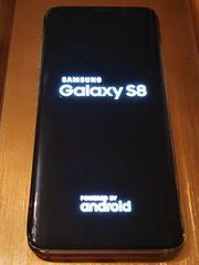 Samsung S8 silber