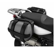 Sehr gut erhaltene Motorradkoffer - wegen