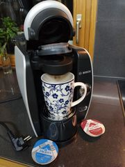 CAFE- maker von Bosch feinster