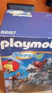Playmobil Ritterburg 6697