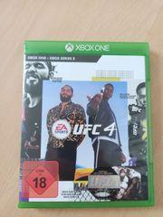 UFC 4 Xbox One Series