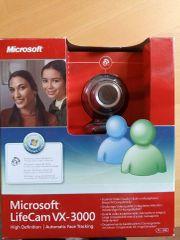 WebCam Microsoft LifeCam VX-3000