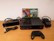 Xbox One inkl 2 Spielen