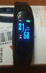 Fitness Tracker Smart Watch neuwertig