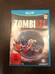 WiiU Spiel ZombiU