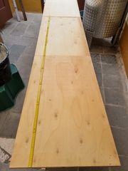 Tapeziertisch Holz Stahl Flohmarkt Tisch