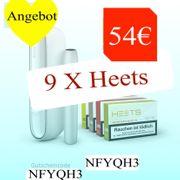 Iqos 3 Duo 9X Heets
