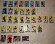 Star Wars Sammelkarten 75 Stück