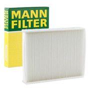 Innenraumfilter MANN-Filter