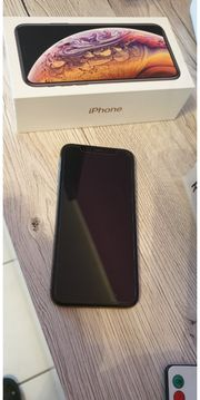 iPhone XS 256GB Gold neuwertig