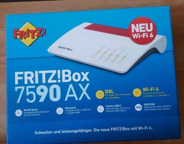 Fritzbox 7590Ax