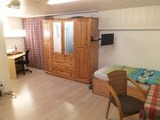 Souterrain-Zimmer für entsandte Mitarbeiter Monteure