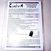 Kühn Kuehn Lokdecoder N45-P DCC