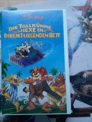 VHS Video Die Tollkühne Hexe