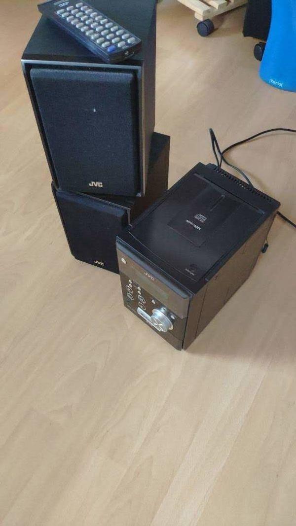 Kompakte Stereoanlage